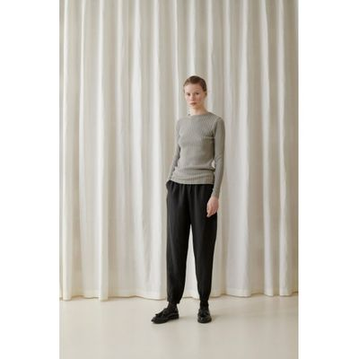 SKALL STUDIO - ROUND NECK - GREY