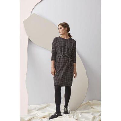 PAPU - CUBIC DRESS - TINY GRID