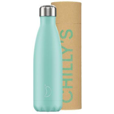 Chilly's flaska Græn Pastel 500 ml