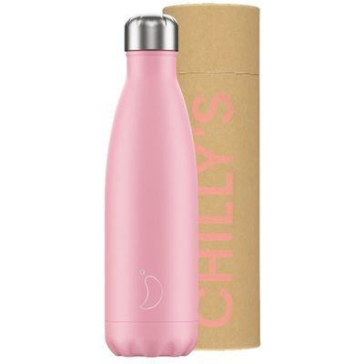 Chilly's flaska Bleik Pastel 500 ml