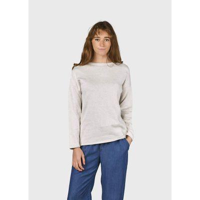 KLITMÖLLER -  Patricia knit - Cream melange