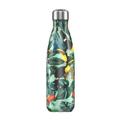Chilly's flaska Tropical Toucan 500 ml