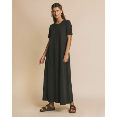THINKING MU - PHANTOM HEMP - OUEME DRESS