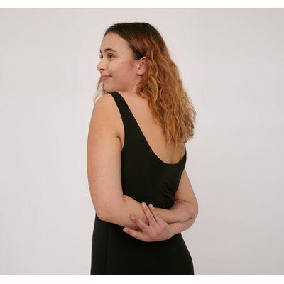 ORGANIC BASICS - Invisible Underdress - Black