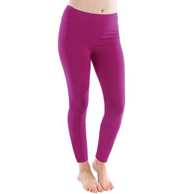 LVR - BASIC LEGGINGS - Raspberry