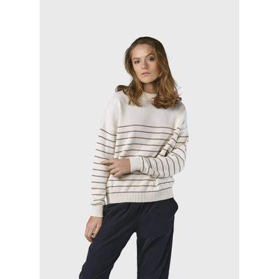 KLITMÖLLER -  Ibi knit - Cream/sand