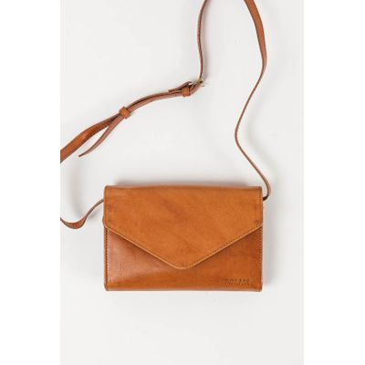 O MY BAG - Josephine - Cognac - Classic Leather