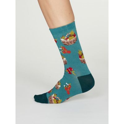 Thought Eden Bamboo Allotment Socks