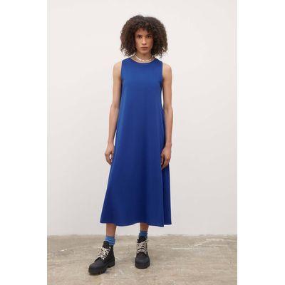 KOWTOW - TANK SWING DRESS - BRIGHT BLUE