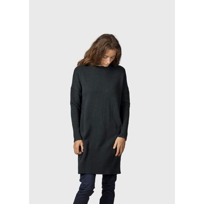KLITMØLLER -  Thea knit dress - Olive