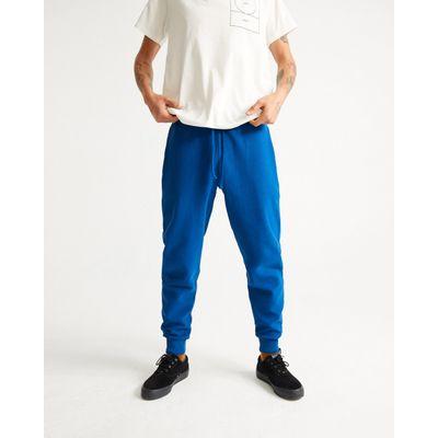 THINKING MU - BLUE CLAUDE PANTS