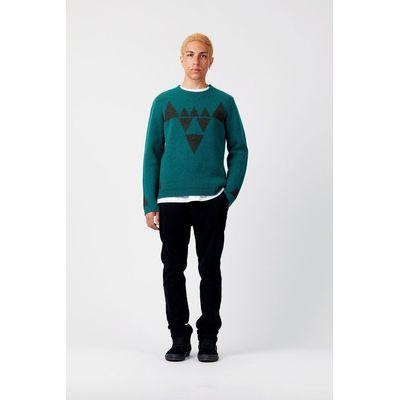 KOMODO - CARPENTER - Organic Cotton Trousers - Coal