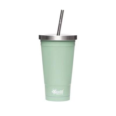 Cheeki smoothie glas einangrað Pistachio 500 ml