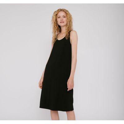 ORGANIC BASICS -TENCEL™ Lite Dress - Black
