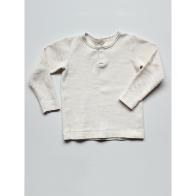 SIMPLE FOLK - The Waffle Top - Undyed