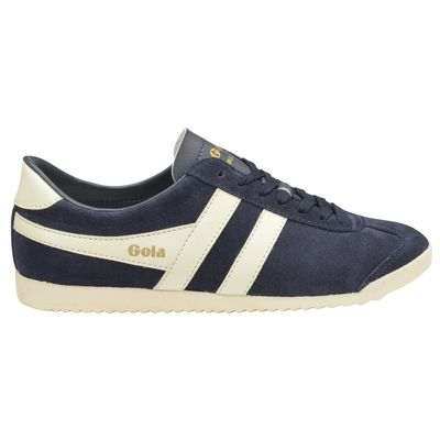 Gola Bullet Women Navy/Off white Suede