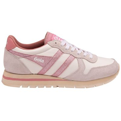 Gola Women Daytona Glitter White/Light Pink