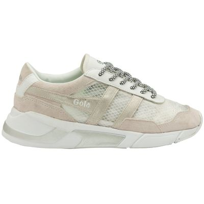 Gola Eclipse Women White/White/Silver