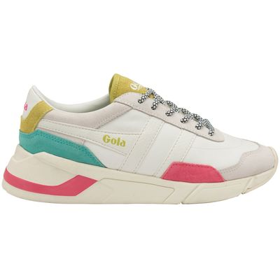 Gola Eclipse Women White/Pink/Sea Mist