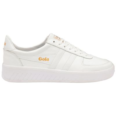 Gola Grandslam Women White/White Leather