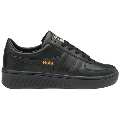 Gola Women Grandslam Leather Black
