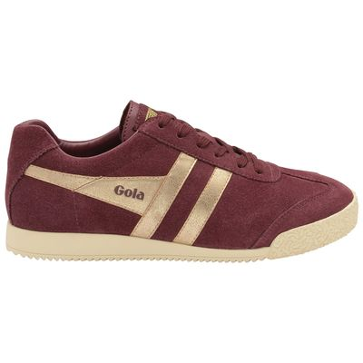 Gola Women Harrier Windsor Wine/Gold