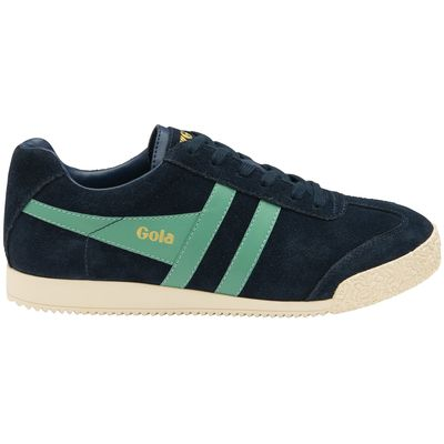 Gola Harrier Women Navy/Sea Mist Suede