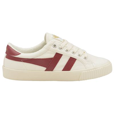 Gola Mark Cox Women Off White/Deep Red