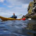 Kayaksigling með Kontiki frá Stykkishólmi
