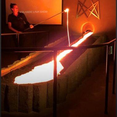 Icelandic Lava Show - Vík í Mýrdal