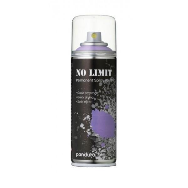 NO LIMIT málningarsprey, 200 ml., Lilac