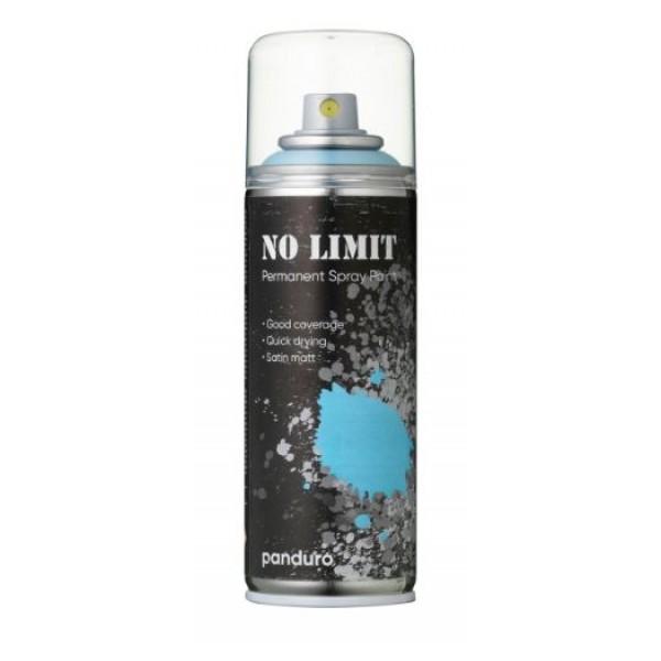 NO LIMIT málningarsprey, 200 ml., Ice Blue
