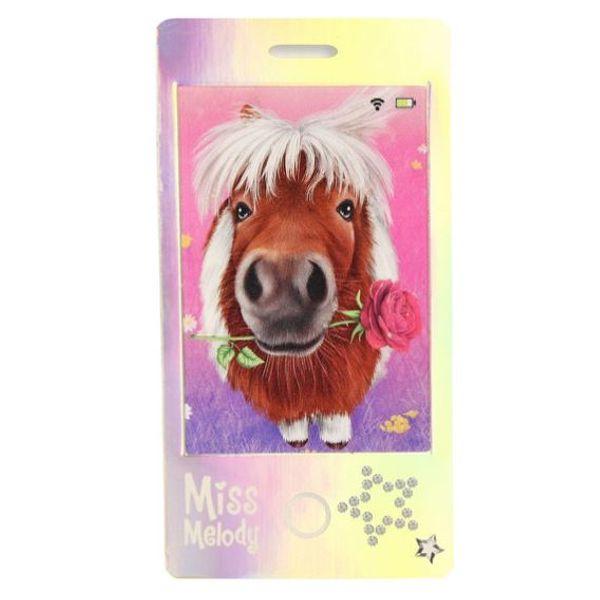 Minnisbók, Miss Melody 3D