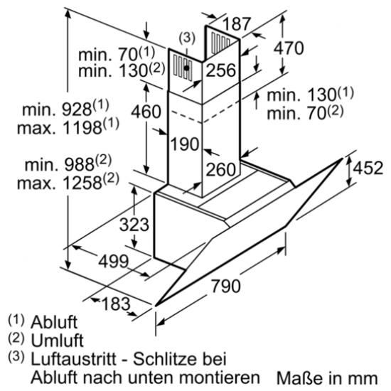 Siemens veggháfur
