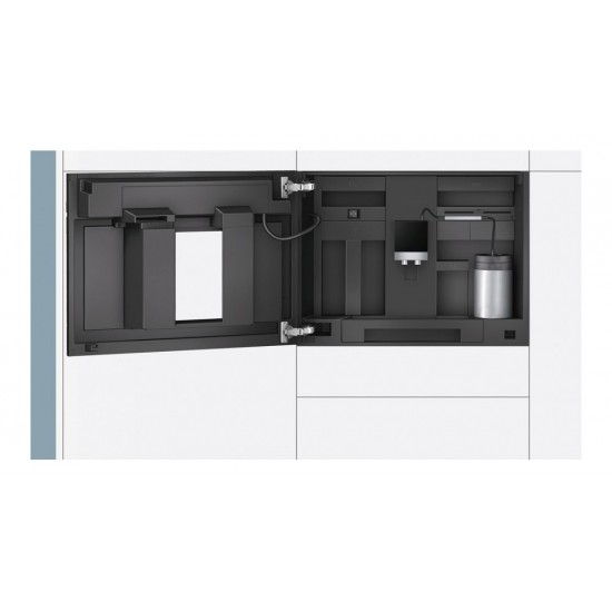 Siemens innbyggð espressokaffivél