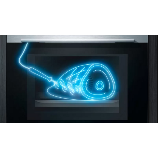 Siemens iQ700 ofn með gufu