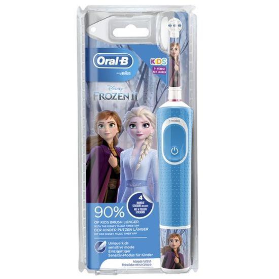Oral B Frozen rafmagnstannbursti