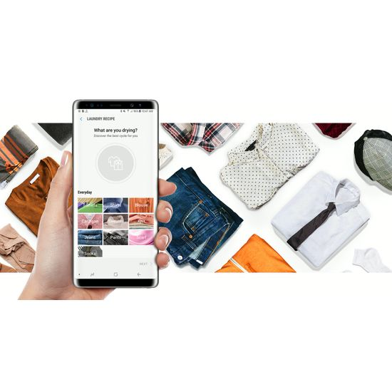 Samsung Q-Drive þurrkari