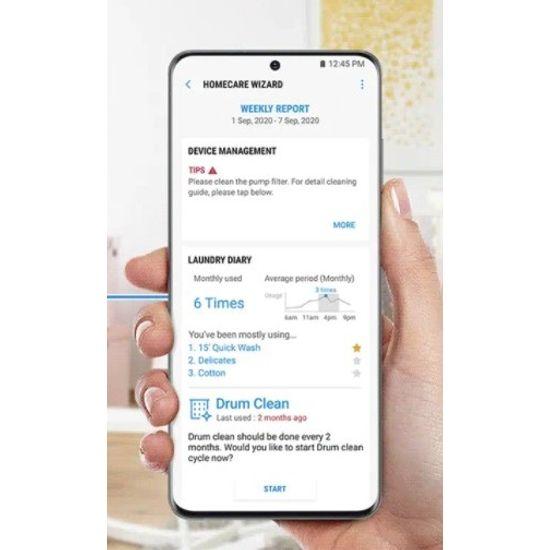 Samsung Q-Drive þvottavél