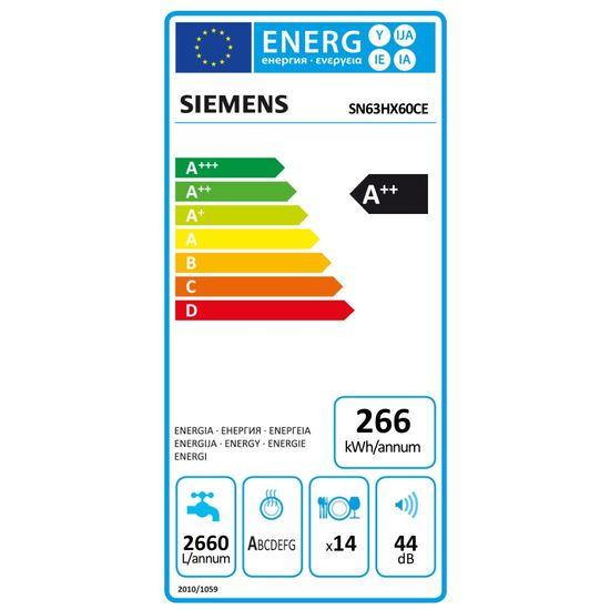 Siemens iQ300 uppþvottavél