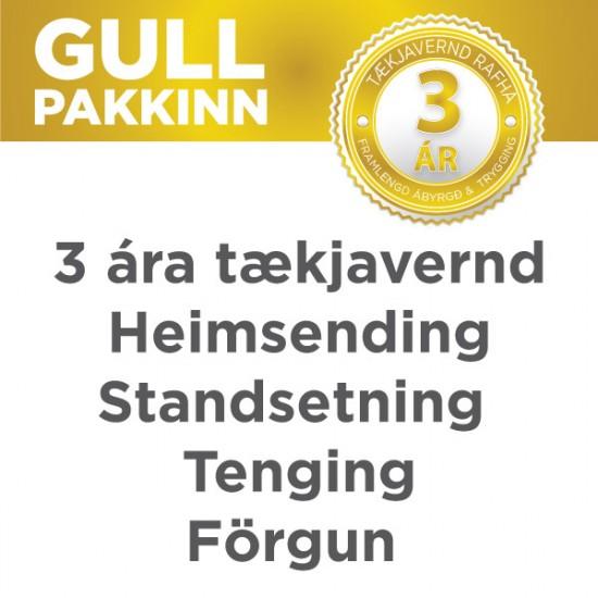 Tækjavernd+akstur+förgun+tenging