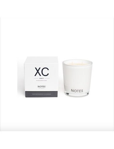 Notes Candle XC - Ninety Image