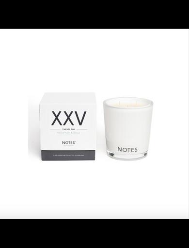 Notes Candl XXV - Twenty Five Image