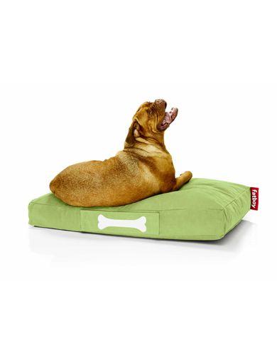 Fatboy Doggielounge Large Stonewashed Lime Green Image