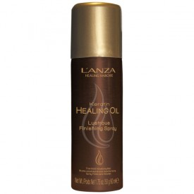 l'anza keratin healing oil lustrous finishing spray 60 ml
