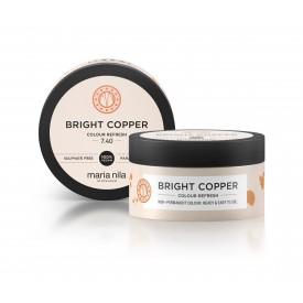 Maria nila bright copper 7.40 colour refresh 100 ml
