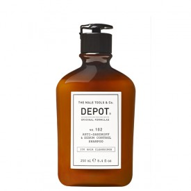 DEPOT NO. 102 ANTI - DANDRUFF & SEBUM CONTROL SHAMPOO 250 ML