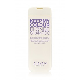 ELEVEN KEEP MY COLOR BLONDE SHAMPOO 300 ml