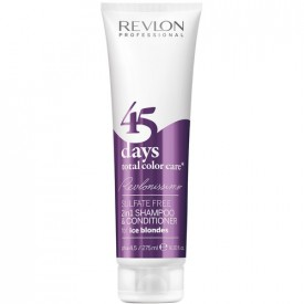 Revlon 45 days color care shampoo 275 ml ice blondes