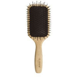 ELEVEN  MAPLE WOOD PADDLE BRUSH